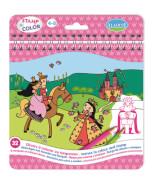 Stamp & Color Prinzessin SV