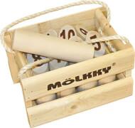 Mölkky Original Wooden-Case (mult)
