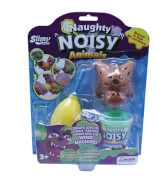 Slimy - Naughty & Noisy Animals Blister