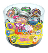 Super Brain Putty - Minis (in Dispenser Box) (MQ48)