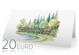 €20,- Gutscheinkarte von A&E WiRTH Der Kinderladen