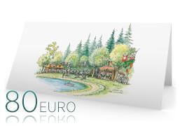 €80,- Gutscheinkarte von A&E WiRTH Der Kinderladen