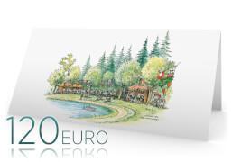 €120,- Gutscheinkarte von A&E WiRTH Der Kinderladen